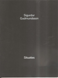 Catalogus Stedelijk Museum 671: Sigurdur Gudmundsson
