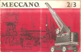 Meccano catalogus