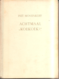 """Mossinkhoff, Piet: Achtmaal """"koekoek"""""""