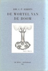 Alberts, Joh. C.P.: De wortel van de boom