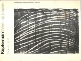 Catalogus stedelijk Museum 681: Kupferman