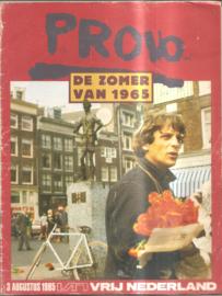 PROVO (= bijlage Vrij Nederland 3 augustus 1985)