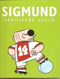 """Wit, Peter de: """"Sigmund veertiende sessie"""""""