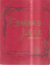 Lear, Edward 1812-1888
