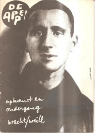 Brecht, Bertold: Opkomst en ondergang