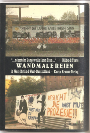 Wandmalereien in West-Berlin & West-Deutschland