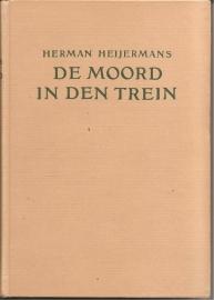 """Heijermans, Herman: """"De moord in den trein""""."""