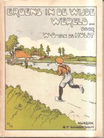 Hulst, W.G. van de: Ergens in de wijde wereld!