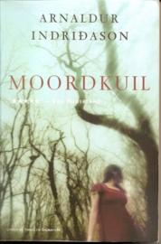 """Indridason, Arnaldur: """"Moordkuil""""."""