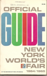 "Wereldtentoonstelling: ""Official Guide New York World`s Fair""."