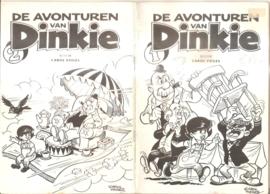Dinkie: De Avonturen van Dinkie (gesigneerd)