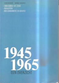 Redeker, Hans: Van Cobra tot Zero 1945 1965 een overzicht