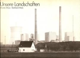 """Manz, Martin en Matz, Reinhard: """"Unsere Landschaften""""."""