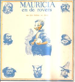 Hulsens, Eric: Mauricia en de rovers