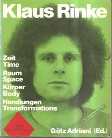 Rinke, Klaus: Zeit Raum Körper Handlungen