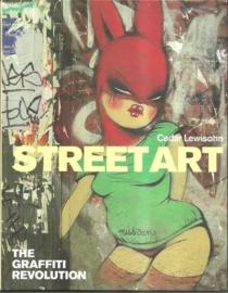 """Lewisohn, Cedar: """"Streetart""""."""