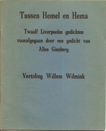"""Wilmink, Willem (vertaling) : """"Tussen Hemel en Hema"""". (gereserveerd)"""