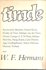 Hermans, W.F. (over -): Tirade-nummer over Hermans