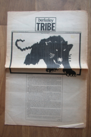 Berkeley Tribe; volume 4 no. 8; 1971