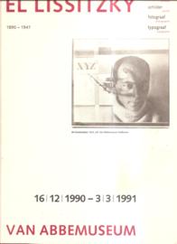 Lissitzky: architect schilder fotograaf typograaf