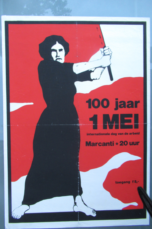100 jaar 1 mei