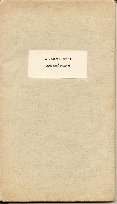 Speciaal voor U 1960 (Nieuw Utrechts Dagblad)