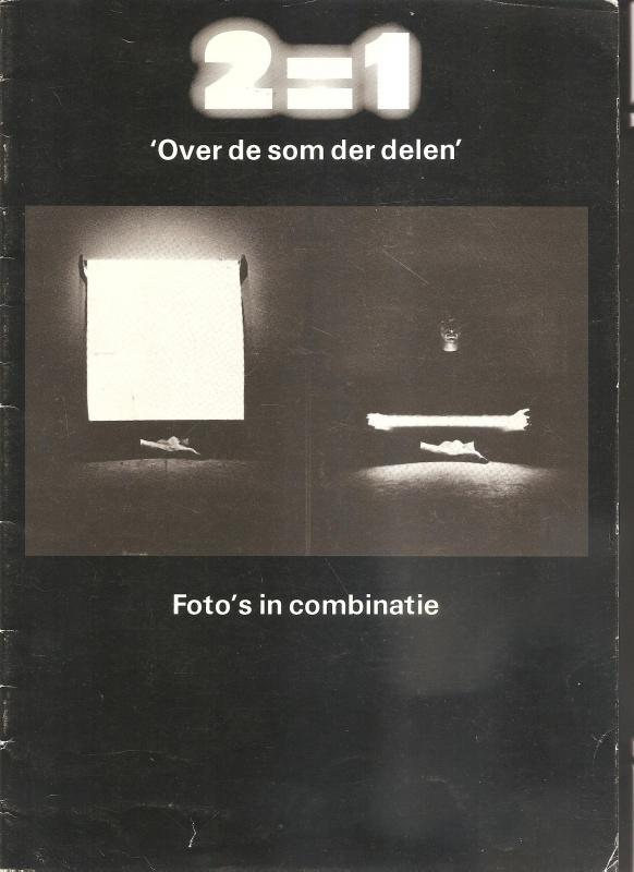 Burkom, Frans van (tekst): `Over de som der delen` Foto`s in combinatie.