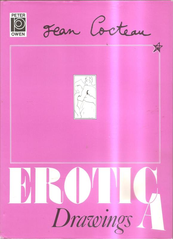 Cocteau, Jean: Erotica Drawings