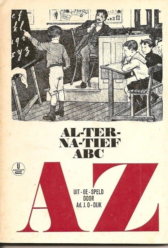 AL-TER-NA-TIEF ABC.