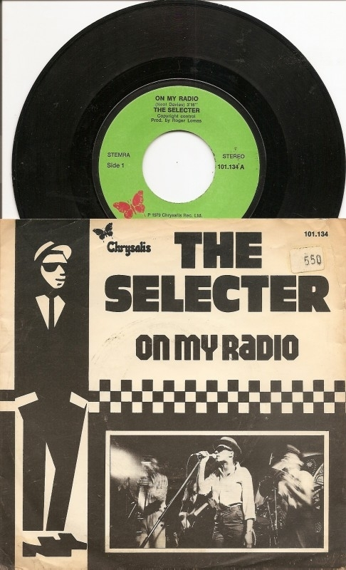 """The Selecter: """"On my radio""""."""