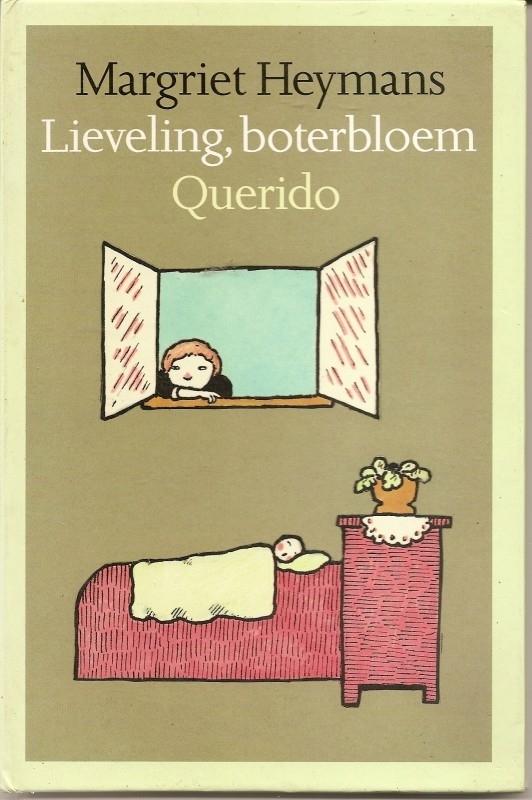 "Heymans, Margriet: ""Lieveling, boterbloem""."
