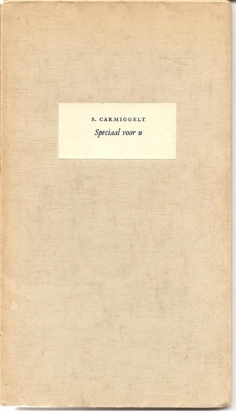"""Speciaal voor U 1960 (""""Een klein feestgeschenk van het Haagsch Dagblad"""")"""