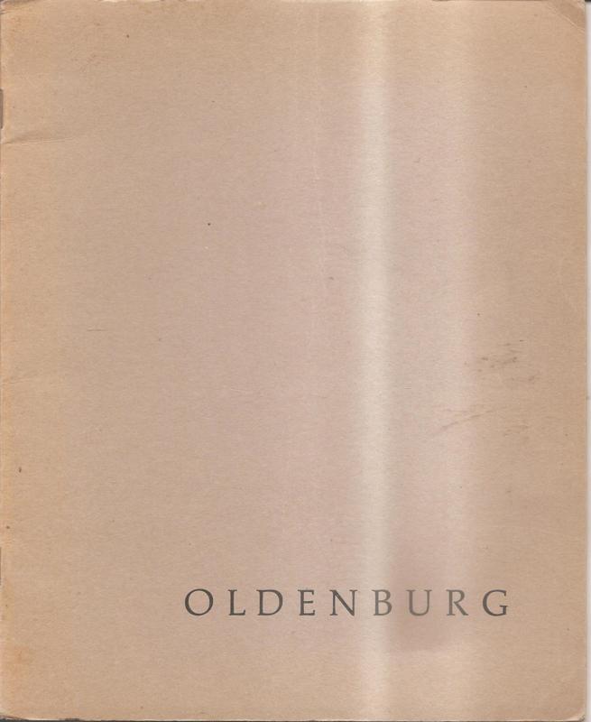Oldenburg, Ernst (gesigneerd)