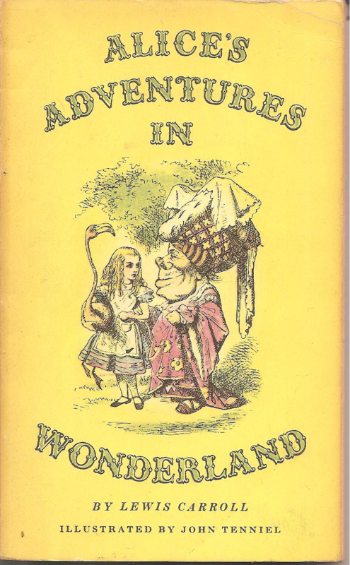 Carroll, Lewis: Alice's Adventures in Wonderland