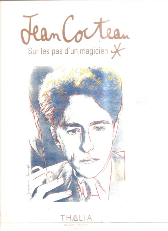 Cocteau, Jean: Sur le pas d'un magicien