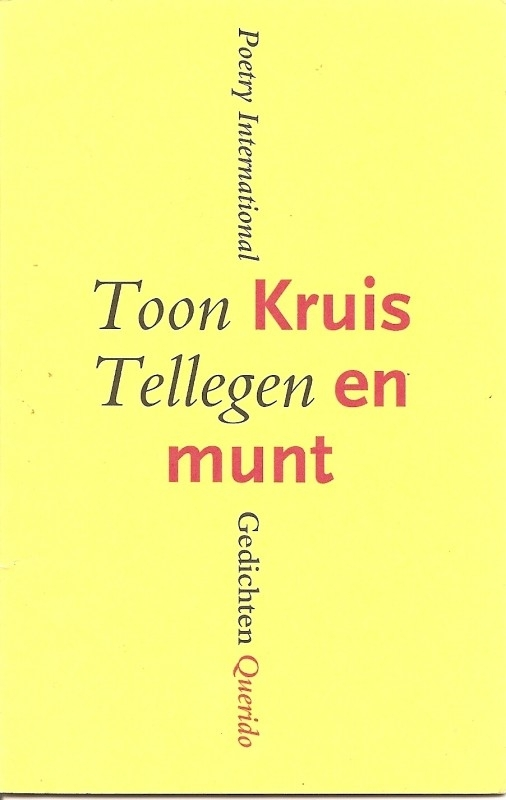 "Tellegen, Toon: ""Kruis en munt""."
