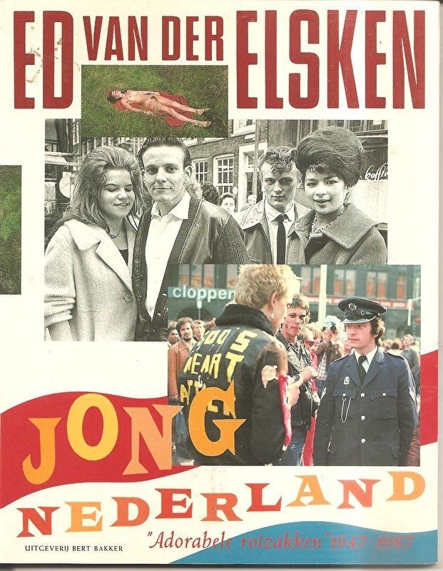 """Elsken, Ed van der: """"Jong Nederland"""""""