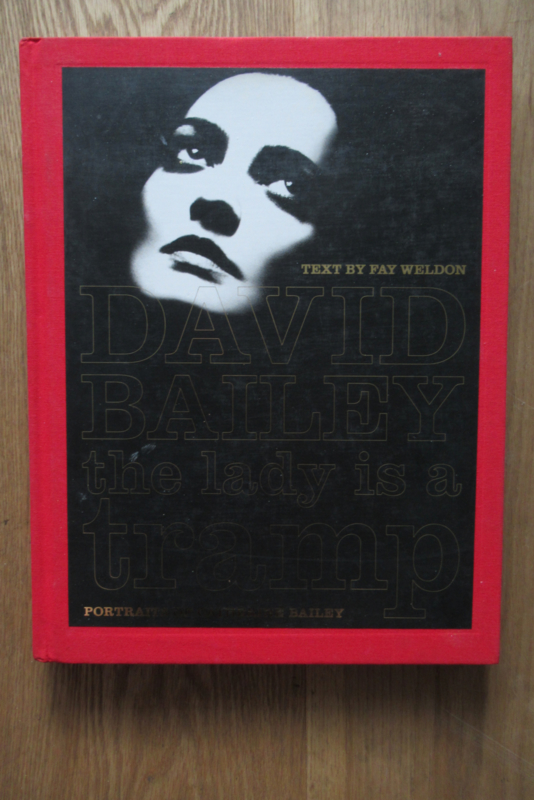 Bailey, David: Portraits of Catherine Bailey. The Lady is a Tramp