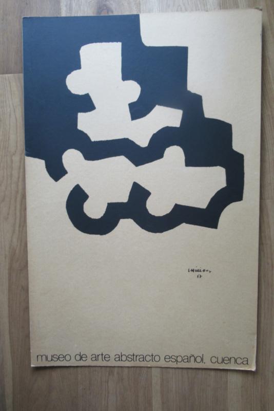Chillada, Eduardo:  Museo de arte abstracto Espanol, Cuenca