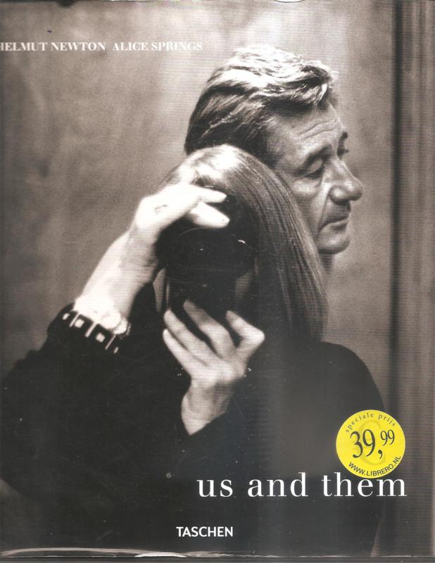 Newton, Helmut: Us and them