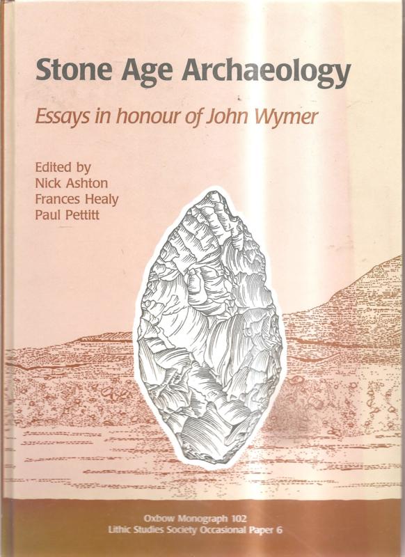 Ashton, Nick (ed.): Stone Age Archeology