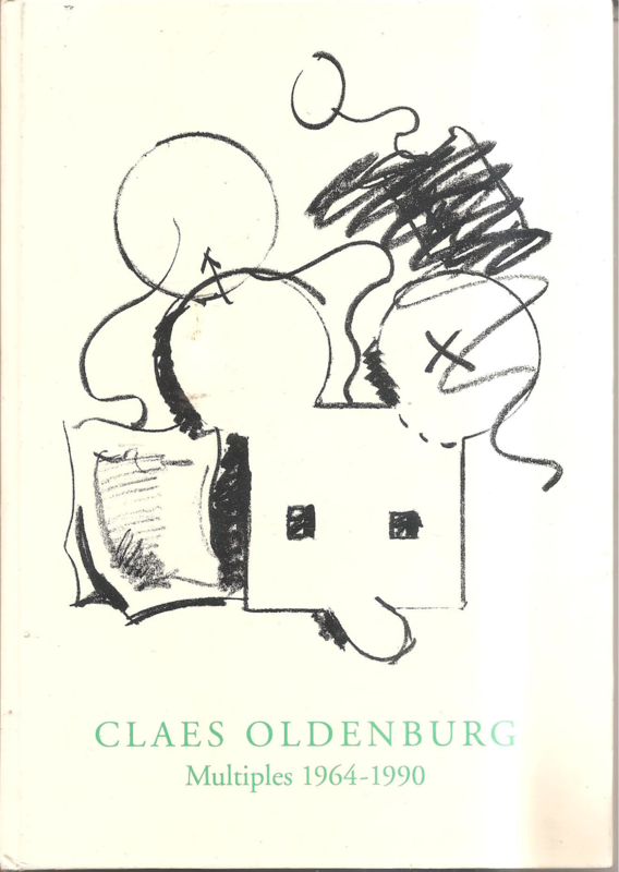 Oldenburg, Claes: Multiples 1964-1990