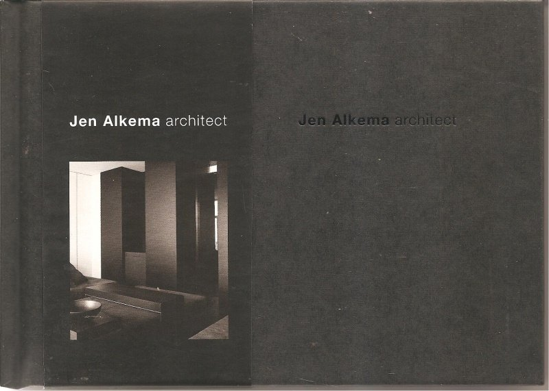 "Alkema, Jan: ""Jan Alkema, architect""."
