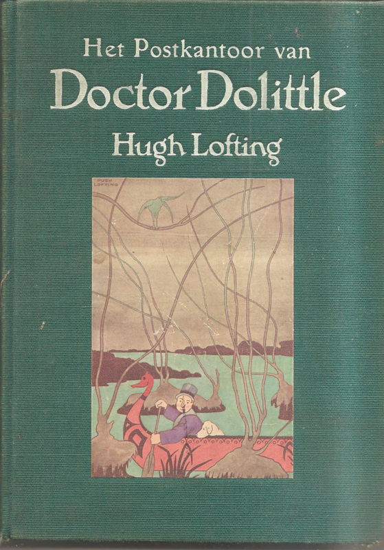 Lofting, Hugh: Het postkantoor van Doctor Dolittle