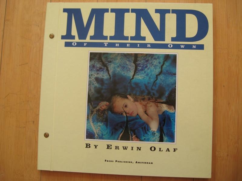 "Olaf, Erwin: ""Mind of their own""."