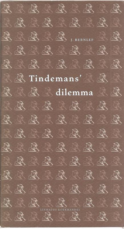 Bernlef, J.: Tindemans' dilemma