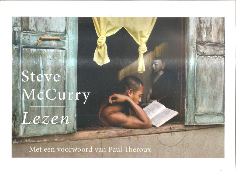 McCurry, Steve: Lezen