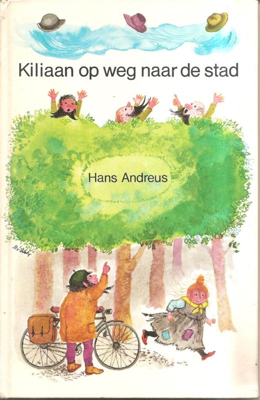 Andreus, Hans: Kiliaan op weg naar de stad