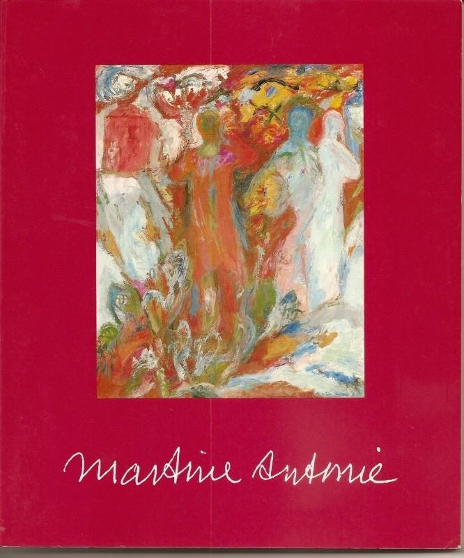 Antonie, Martine. (gesigneerd door Marte Roling)