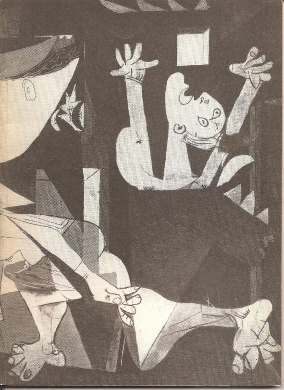 Catalogus Stedelijk Museum 147: Picasso; guernica.